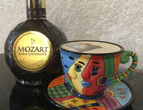 The Music of Mixology with Mozart Dark Chocolate Liqueur By Trinh Quan Huy-Philip