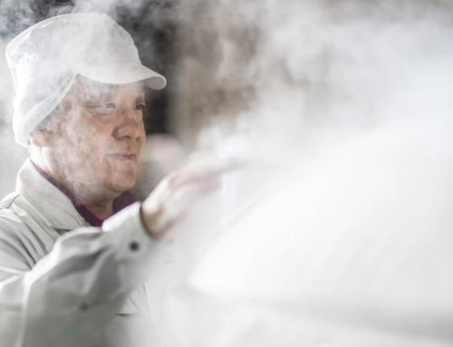 Being Kimio Yonezawa, President and Toji of Akashi Tai Sake Brewery