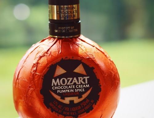 Mozart Pumpkin Spice Martini