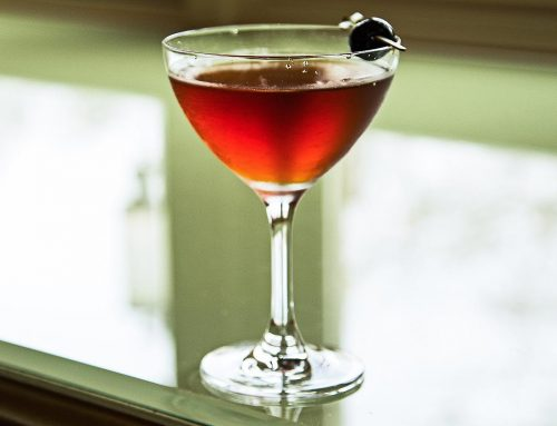 Must Mix: Tavern on the Green's Manhattan and The Brooklyn