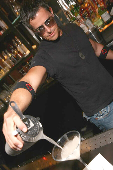 Featured Mixologist Todd Appel