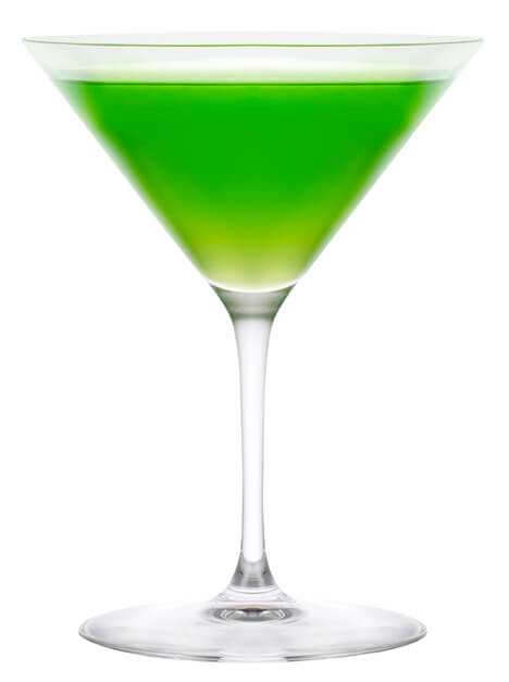 Agwa de bolivia s green cocktails for st patrick s day for Green alcoholic drinks recipes