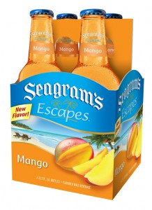 Seagram S Escapes Introduces Two New Flavors