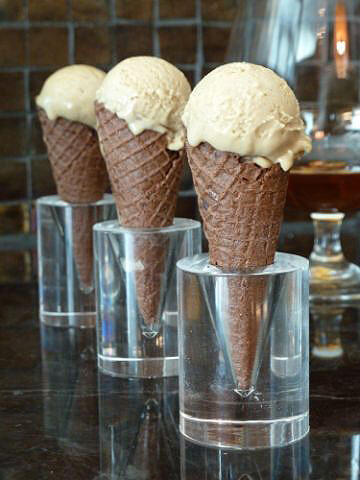Beer and Bourbon Ice Cream