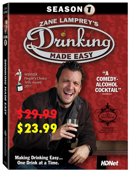 "Season 2 of ""Drinking Made Easy"" Premieres October 5th, 2011"