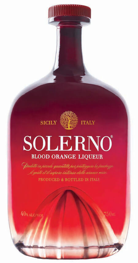 Solerno Blood Orange Liqueur Drinks