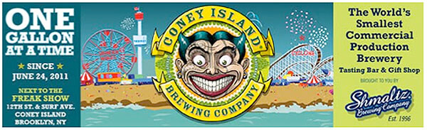 Coney Island Brewing Company is Back!