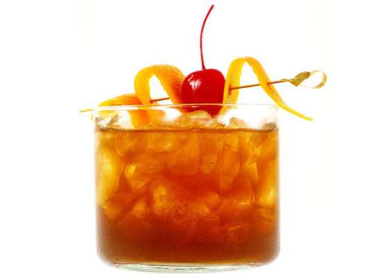 Henry Morgan's Old Fashioned