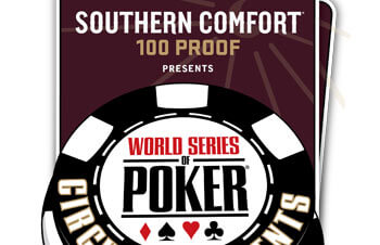 World Series of Poker to be Presented by Southern Comfort 100 Proof