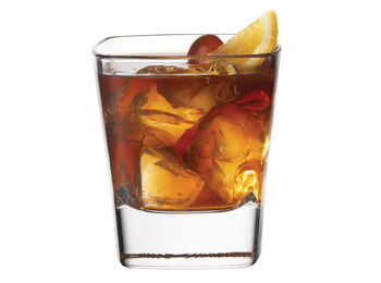 Bourbon  Fashioned on Old Fashioned