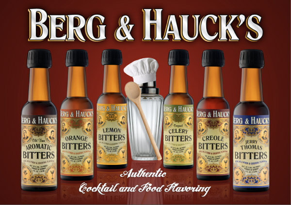 Berg & Hauck's Brings Bavarian Bravado to Food Flavorings