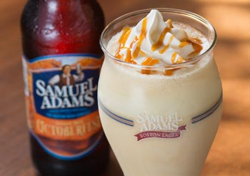 Red Robin Gets Hopped-Up for Oktoberfest with New Beer Milkshake