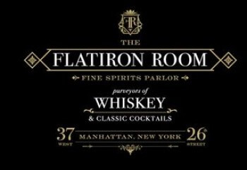 The Flatiron Room Brings Over 500 Varieties of Whiskey to New York City