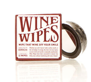 Borracha's Wine Wipes
