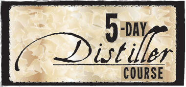 5 – Day Distillers' Course at Moonshine University, Louisville, KY