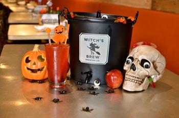Delicious Restaurant Cocktails to Get You in the Halloween Spirit