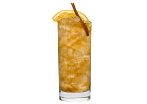 Autumn Cobbler by Brooklyn-based Mixologist Katie Stipe