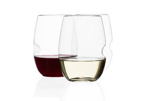 Go Anywhere Wine Glasses & Flutes