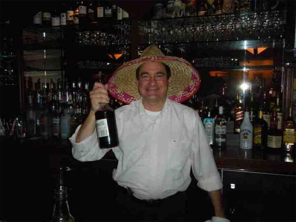 Featured Mixologist Dean R. Mamprisio