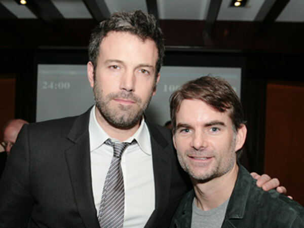 DOUBLE CROSS Supports Charity Poker Night with Ben Affleck