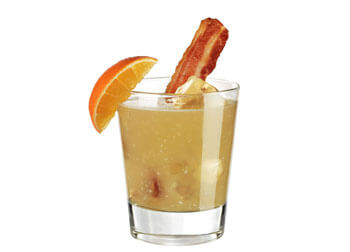 Basil Hayden's Bacon Sour