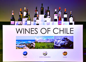 The Annual Wines of Chile Awards Celebrates a Decade of Excellence