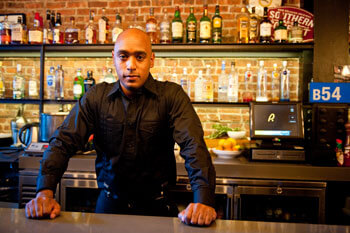 Featured Mixologist George Duval