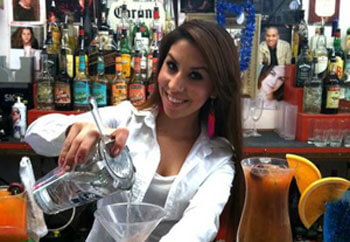 Featured Mixologist Teresa Nicole Sanchez