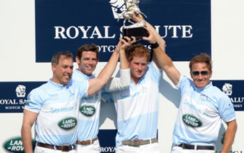 Sentebale Royal Salute Polo Cup Celebrated with Royal Flair