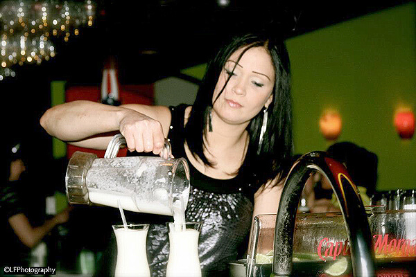 Featured Mixologist Angie Mercedes
