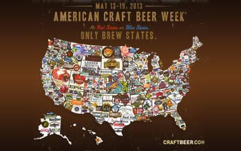 craft beer map featured image