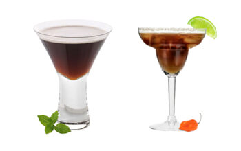 Crave Chocolate Liqueur Cocktails