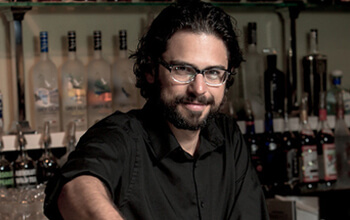 Featured Mixologist Frankie J. Thaheld