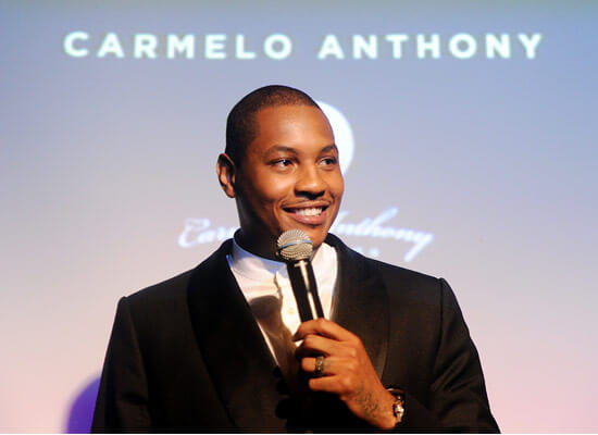 Hennessy Honors NBA Icon Carmelo Anthony