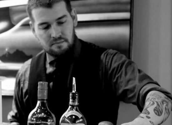 Featured Mixologist Kyle Harlan