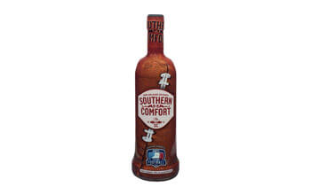 Southern Comfort Releases Limited Edition Football Wrapped Bottle