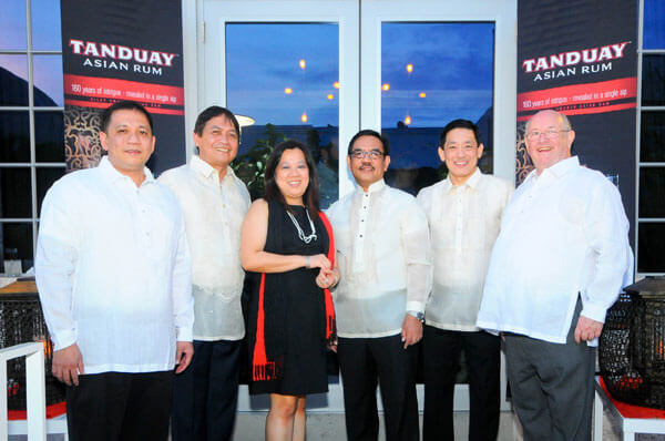 TANDUAY Asian Rum Shines at Kick-Off Event