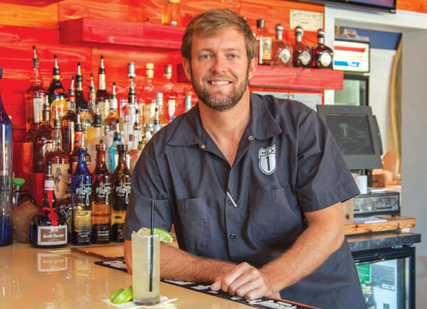 Featured Mixologist Morgan Hurley