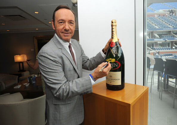 270th Anniversary Party with Moët & Chandon at U.S. Open