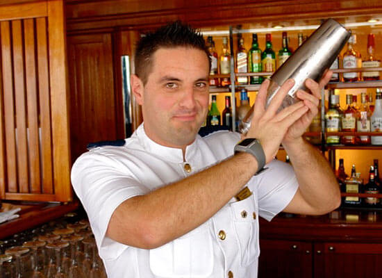 Featured Mixologist Marco Amoroso