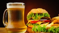 beer & burgers a winning combination