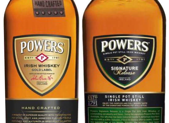 Powers® Goes Back to its Roots with a New Look and New Whiskeys