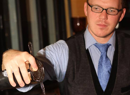 Featured Mixologist Luke Tullos
