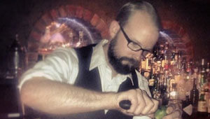 Featured Mixologist Thomas Newcomb