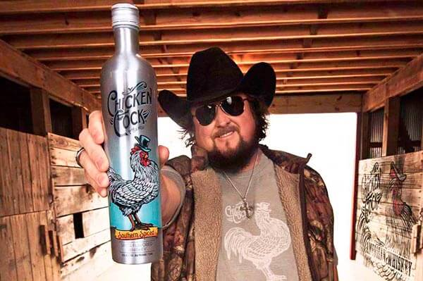 Chicken Cock Whiskey Partners with Groundbreaking Country Music Start Colt Ford