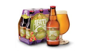 Alabev Offers Abita Strawberry Harvest on Draft