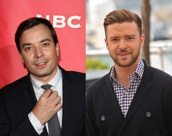 Jimmy Fallon and Justin Timberlake Featured Cocktails