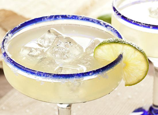 A Twist On Margaritas