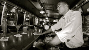 Featured Mixologist Gregory St. Clair