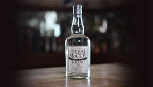 The Real McCoy Rum Goes Home with the Gold